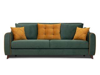 Диван-кровать Френсис арт. ТД-260 нефритовый зеленый