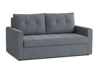 Диван-кровать Лео арт. ТД-384 стальной серый