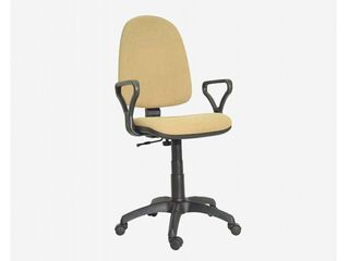 Кресло офисное Престиж Самба В-04 бежевый