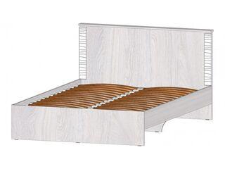 Кровать 1400 Ривьера анкор светлый