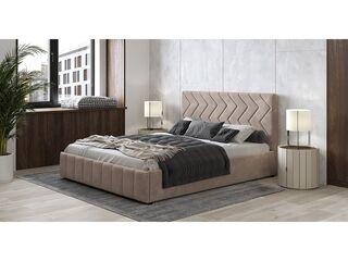 Кровать Милана Карамельный тауп