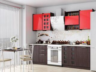 Кухня 2.0 Легенда-19 Венге-Красный