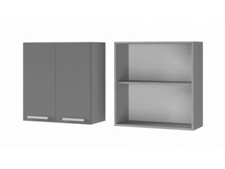 Шкаф 2-дверный 7В1 МДФ ШхВхГ 700х720х310 мм
