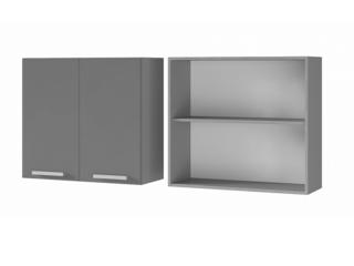 Шкаф 2-дверный 8В1 МДФ ШхВхГ 800х720х310 мм