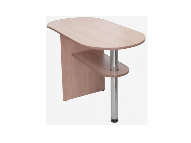 Стол обеденный раскладной дуб млечный