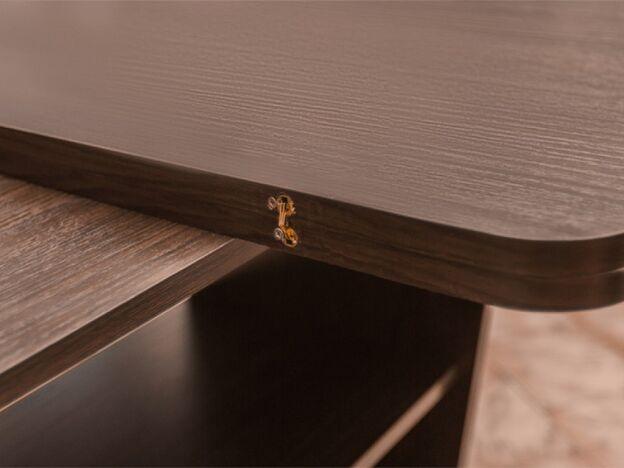Столик журнальный Бабочка раскладной венге
