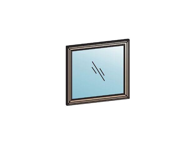 Зеркало настенное З-1701 Эйми МДФ Бодега белая-патина Серебро