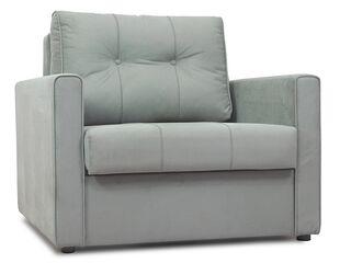 Кресло-кровать Лео арт. ТК-362 серебристый серый