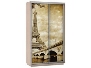 Шкаф-купе 2-х дверный Фото Хит Париж