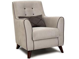 Кресло для отдыха Френсис арт. ТК-262 серо-бежевый