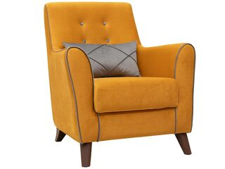 Кресло для отдыха Френсис арт. ТК-265 золотистый желтый