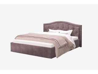 Кровать Стелла Rock 12 серо-фиолетовый
