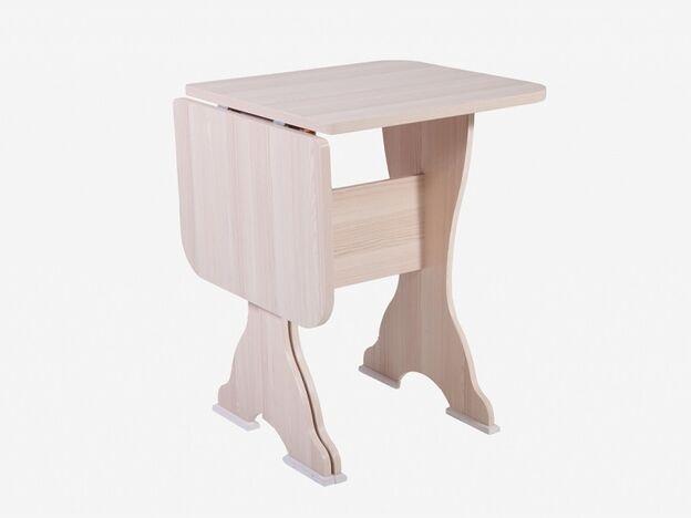 Стол обеденный раскладной СКР-1 ясень